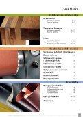 Poradnik techniczny − systemy szlifowania drewna, tworzyw ... - Page 5