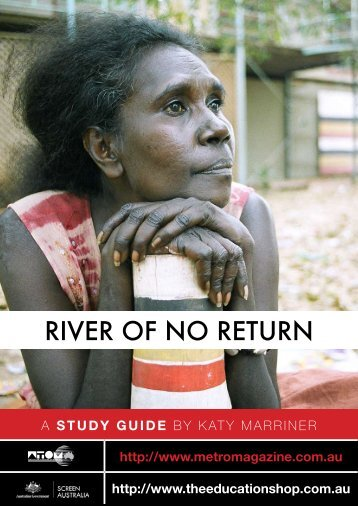 to download RIVER OF NO RETURN study guide - Ronin Films