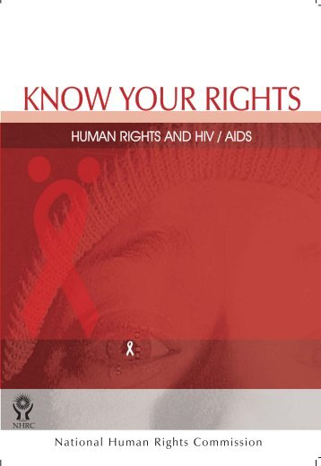 KYR Covers.pmd - National Human Rights Commission