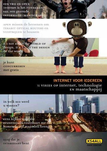 Internet voor iedereen - Xs4all