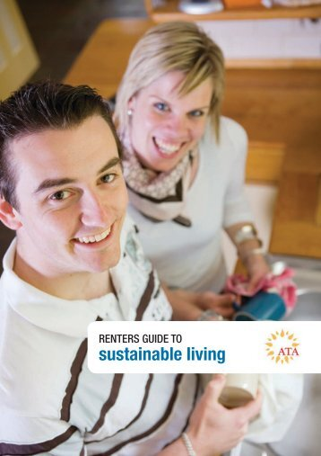 Renters Guide to Sustainability - Alternative Technology Association