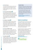 Renters Guide to Sustainability - Alternative Technology Association - Page 6