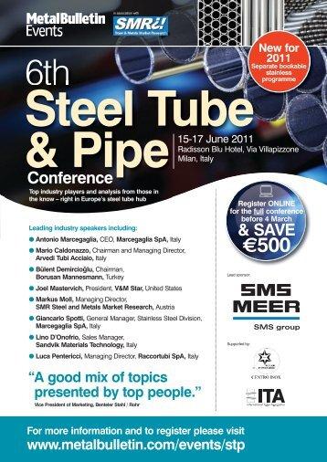 Steel Tube & Pipe