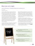 Nouveautés dans le domaine du syndrome de Turner - Page 6