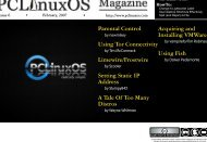 PCLinuxOS Magazine - From: ibiblio.org