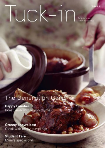 Download Tuck-in 8 PDF - Simply Beef and Lamb