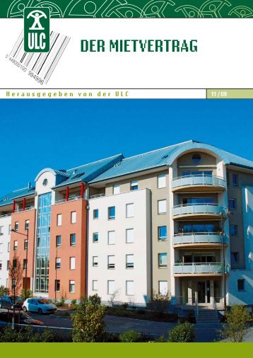 11 / 09 - Union luxembourgeoise des consommateurs