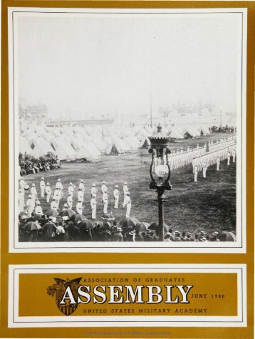 From the Collection of the U.S. Military Academy Library