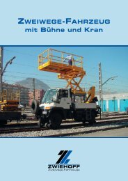 mit Bühne und Kran - Zwiehoff GmbH