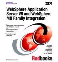 WebSphere Application Server V5 and WebSphere ... - IBM Redbooks