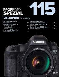 Canon Cinema EOS System - Profifoto