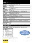 Nikon FM10 with 35-70mm Nikkor Zoom - Nikon Service-Manuals - Page 2