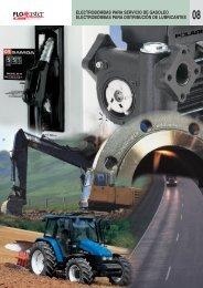 Electrobombas gasoleo y lubricantes - Suministros Industriales INTEC