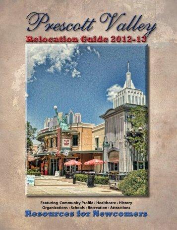 Prescott Valley - Arizona Relocation Guides