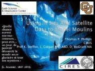 Thomas P. Phillips CIRES Prof K. Steffen, L. Colgan PhD ... - Unidata