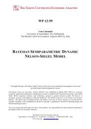 Bayesian semiparametric dynamic Nelson-Siegel model