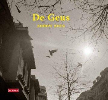 Roman - De Geus