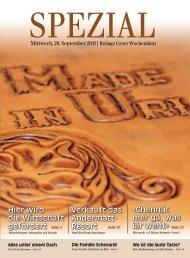 Made in Uri - URIOnline