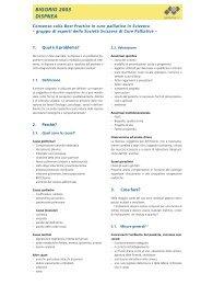 BIGORIO 2003 DISPNEA - Palliative ch