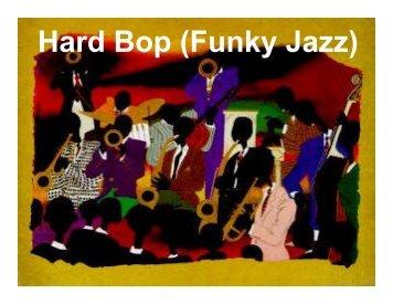 Hard Bop (Funky Jazz) - band4me