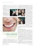 How nonverbal and verbal skills can make all the difference with ... - Page 5