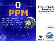 Design for Quality Essentials - A Sigmund Approach