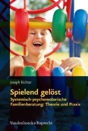 Spielend gelöst - Vandenhoeck & Ruprecht