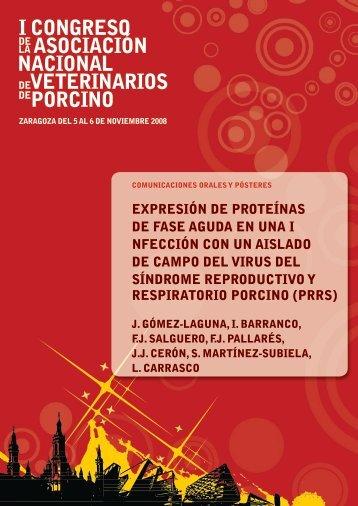 Expresión de proteínas de fase aguda en una infección con un ...