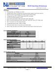 Datasheet - Cooking Hacks - Page 2