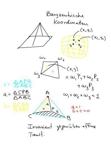 Baryzentrische Koordinaten Berechnen : koordinaten magazine ~ Themetempest.com Abrechnung