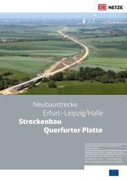 8.2 NBS QuerfurterPlatte. - Verkehrsprojekt der Deutschen Einheit 8