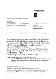 Aktualisierung der Fachkunde im Strahlenschutz nach den ...