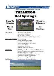 TALLAROO Hot Springs