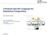 A Domain-Specific Language for Simulation Composition