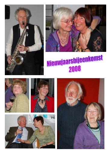 nieuwjaarsbijeenkomst 2008 - De afdelingen van het Humanistisch ...
