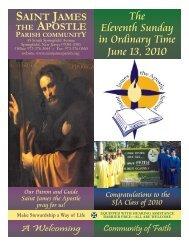 LPI Bulletin 04-0705 June 13 2010.pdf - Saint James the Apostle ...
