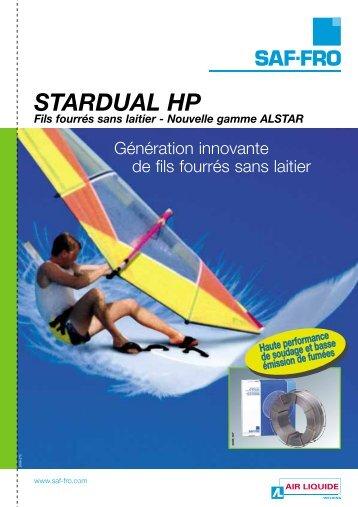STARDUAL HP Fils fourrés sans laitier