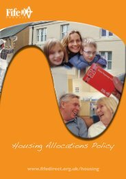 Housing Allocations Policy - Home Page