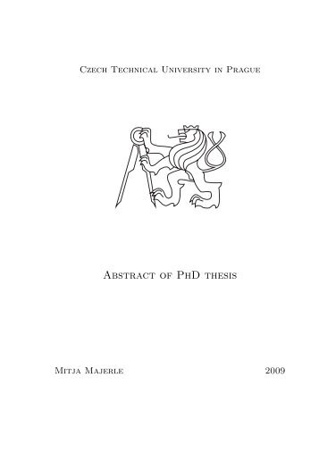 Phd thesis cornell university