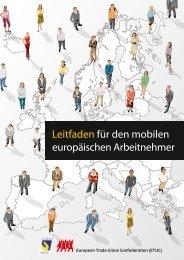 Leitfaden für den mobilen europäischen Arbeitnehmer - eures