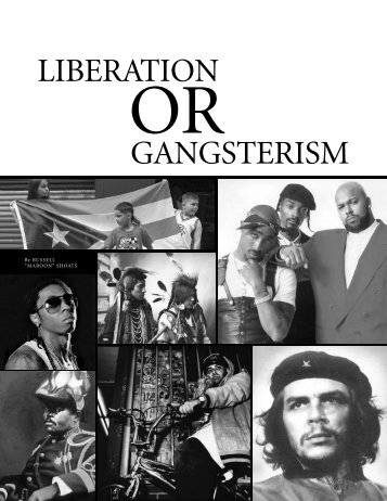 LIBERATION GANGSTERISM - Utopian