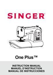 One Plus™ - Singer