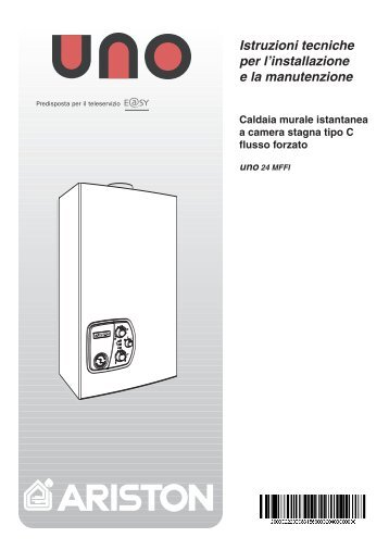 Caldaia ariston egis 24 far ferramenta for Caldaia radiant rbs 24 prezzo