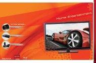 Home Entertainment - Sony Centre