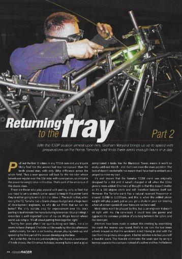 View Article - Veryard Racing