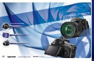 Digital Imaging - Sony Centre - Sony Australia