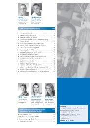 Arbeit und Berufliche Bildung Seite ... - Volkshochschule Meppen