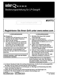 #59773 - Weber - Der Grill. Das Original.