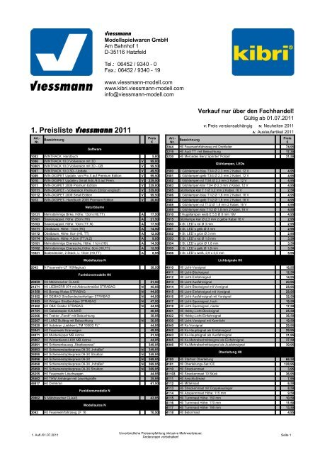 Viessmann 4810 A Fertigmodell Licht Vorsignal Spur Z