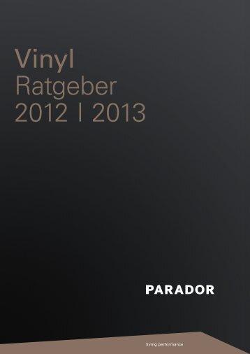 Ratgeber Parador Vinylboden - Parkett-Store24
